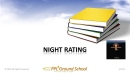 Night Rating for Private Pilots